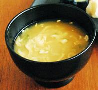 ふるさと味噌汁