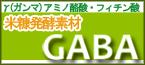 γ(ガンマ)- アミノ酪酸『GABA(ギャバ)』ギャバを知りたい方へ