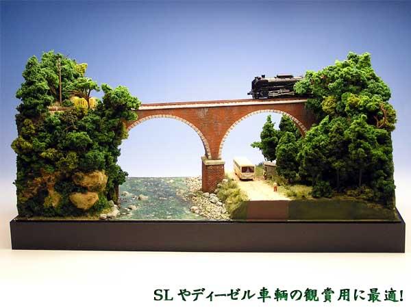 郷愁の煉瓦アーチ橋