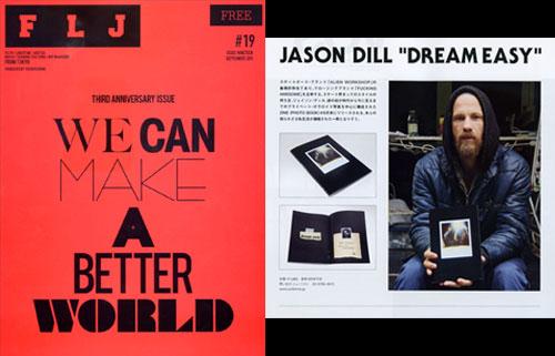 PRESS: FLJ X JASON DILL