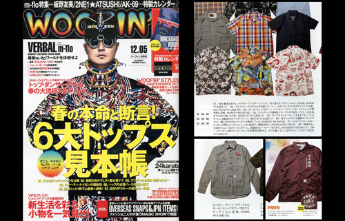 PRESS: WOOFIN X FUCT X PAWN