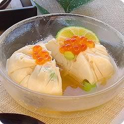 ひんやり寄せ豆腐 (ネスレ・レシピNo.1567)へ