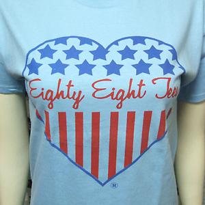 88tees プリントTシャツ American