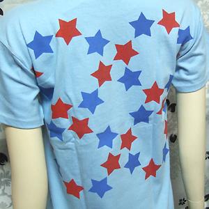 88tees プリントTシャツ American 後ろ柄アップ