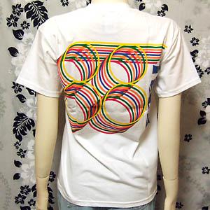 88tees プリントTシャツ 88tees うしろ