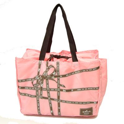 ホールマーク ショッピングエコバッグ HB8A-P500 ピンク