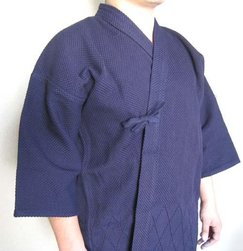 藍染高級剣道着 武州一