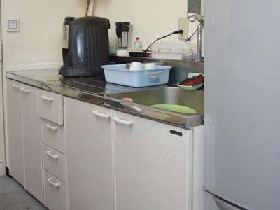 HS-200キッチン設置
