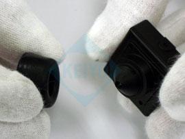 小型ピンホールカメラ用交換レンズf2.8/4.3/6mmとレンズ交換用工具のセット!