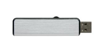 USBメモリー メタルスライダー