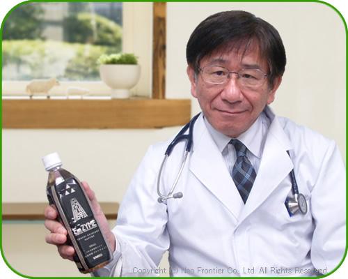 エムザイム推薦_医療法人 後藤クリニック理事長・院長後藤誠一氏
