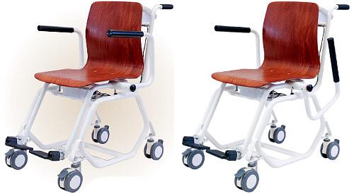 椅子型体重計 チェアスケール アームサポートについて