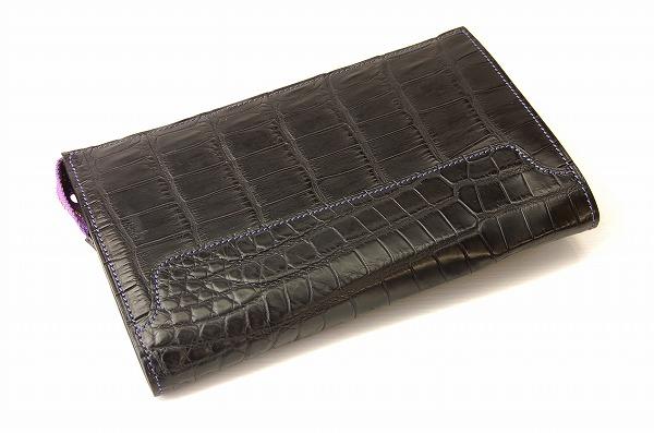 クロコの財布