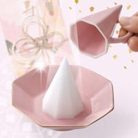 『八角錐の盛塩』が完成! 大人気の八角盛塩(盛り塩) 恋勝盛塩セット