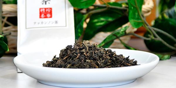 鉄観音茶(テッカンノン茶)