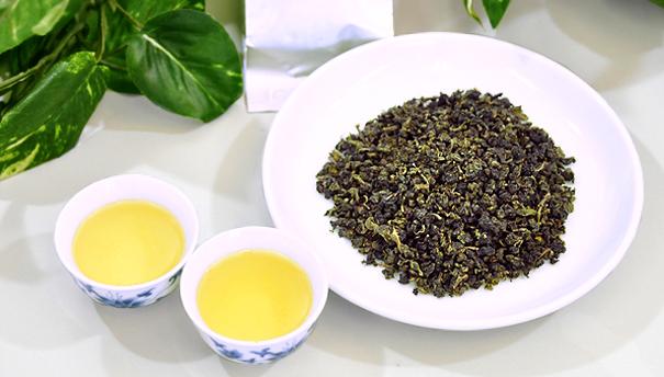 凍頂烏龍茶(トウチョウウーロン茶)