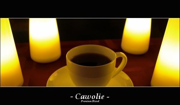 プレミアムブレンドコーヒー【Cawolie】