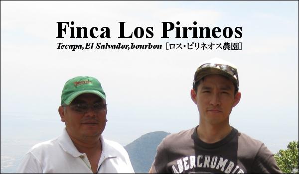 ロス・ピリネオス農園 エルサルバドル