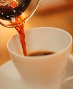 新鮮なコーヒー豆を使って淹れたコーヒーは香りが違います