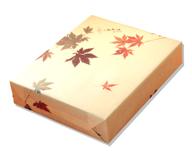 紅葉(もみじ)包装紙