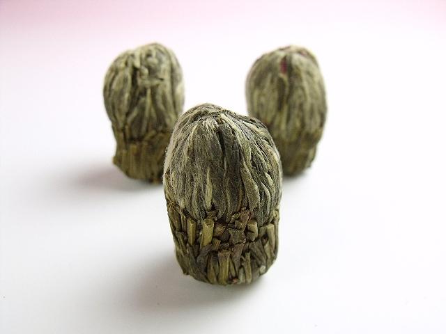 工芸茶-紅牡丹