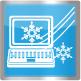雪災【楽電パーク】エアコン、冷蔵庫、洗濯機、空気清浄機