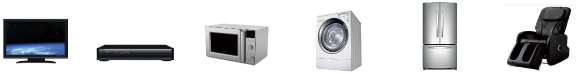 7年保証【楽電パーク】エアコン、冷蔵庫、洗濯機、空気清浄機