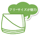 岩田帯タイプ(フリーサイズが魅力)