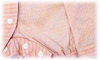 ベビー服の通気性