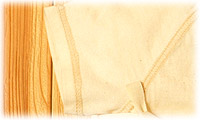 ベビー服の袖