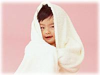 天然石鹸のイメージ(赤ちゃん)