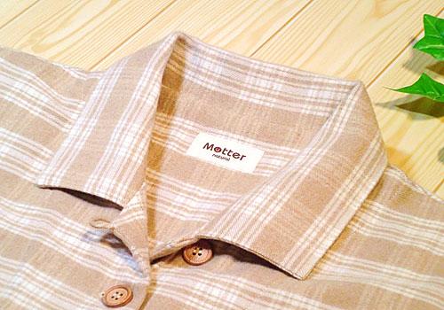 パジャマの拡大写真